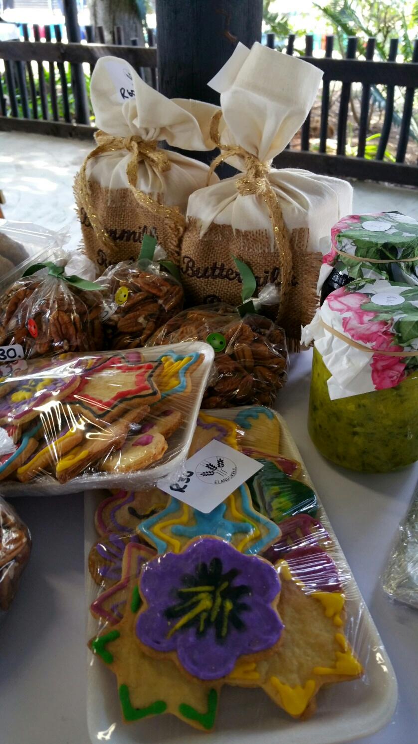 Elandskraal German Festival Baked Goods