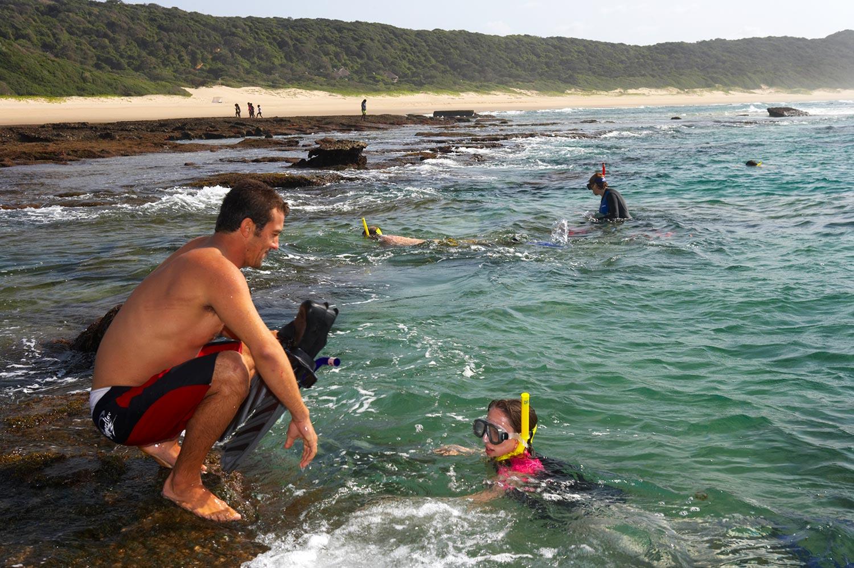 Thonga Snorkel Pools