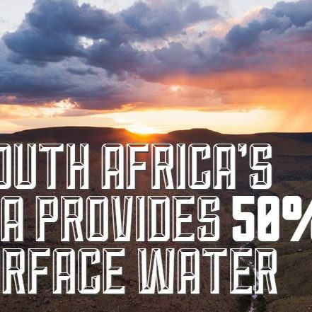 WWF Journey of Water South Africa Source